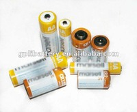 High quality 1.5V aa/aaa lithium batteries