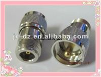 Rf coaxial male female SL16 switch connector