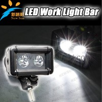 Cre e 20w single row truck light offroad led work light bar,roof / bull bar light