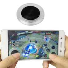 2017 fashionable Mobile joystick fling mini game controllers stick for Android iOS Mobile Phone