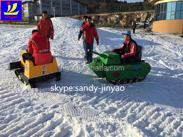 Exciting amusement rides on tank car, mini tank car for Children and Adults