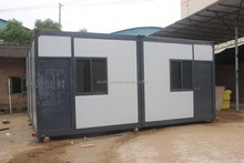 living 20 feet good quality steel container house container home