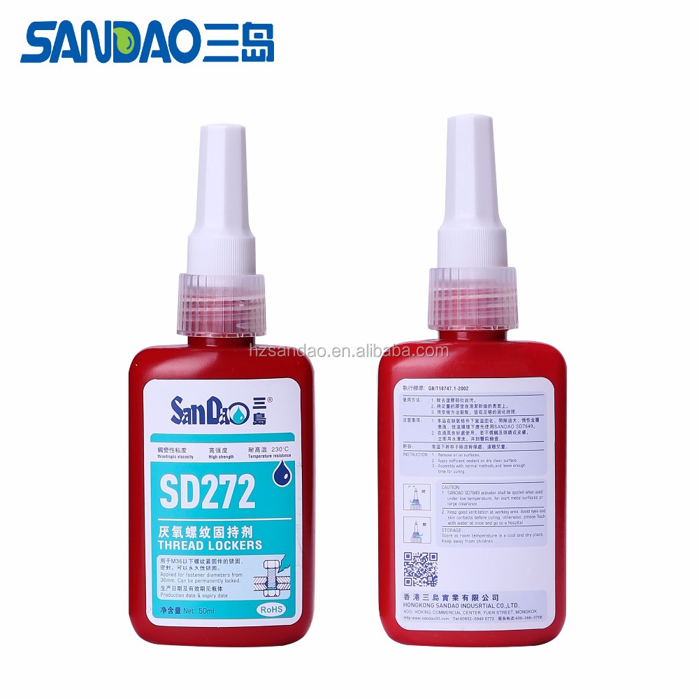 SD272 Glue General Purpose Anaerobic Screw Adhesive