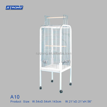 A10 parrot cage