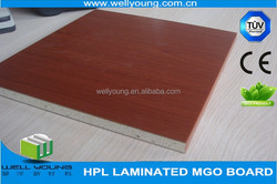 compact laminate hpl 6mm 0.6mm 0.8mm 1mm 2mm 1300*2800MM 1220*2440mm high pressure laminate sheets hpl (brushed)