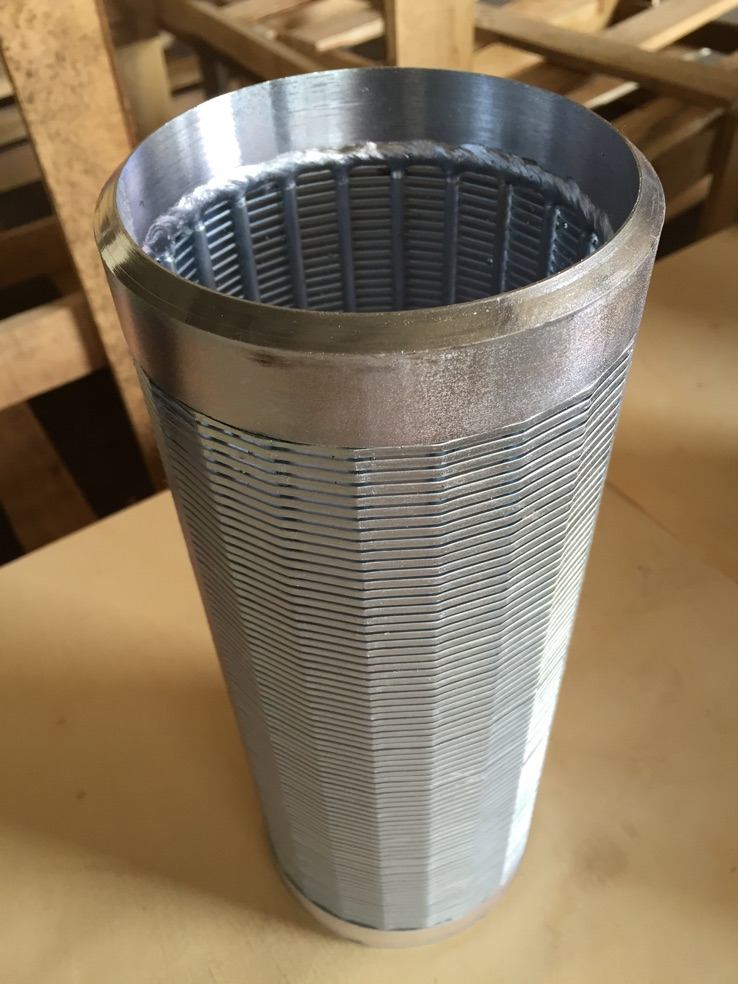 Best Sale Stainless Steel Water Well Johnson Screen