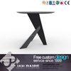 Custom welcome modern design small wooden coffee table without wheels
