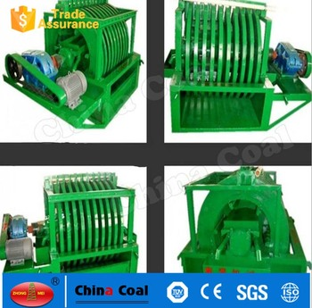 China manufacture tailing recycling machine with CE cerificate