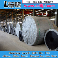 Multi-ply fabric conveyor belt for conveyor system