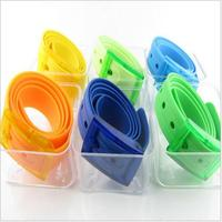 Customized length silicone rubber belt