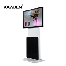 I5 core four threads vertical shopping mall digital advertising touch screen monitor lcd kiosk
