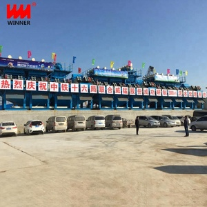 High quality slurry mud sand extracting system for river course
