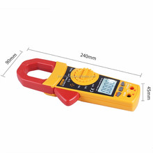 VC-902 Auto Manual Range True RMS 6000 Counts Digital Clamp Meter