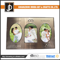 Latest Design Love Story Wedding Anniversary Aluminum Photo Frame