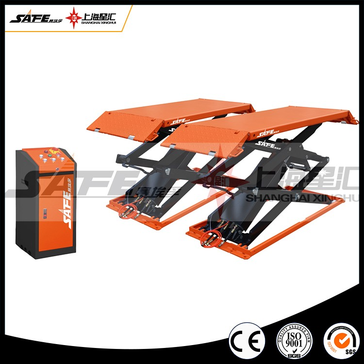 3T Hydraulic Scissor Car Lift with CE