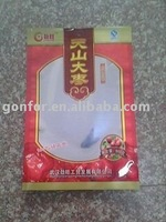 3 Side Seal Bag for Jujube Packaging