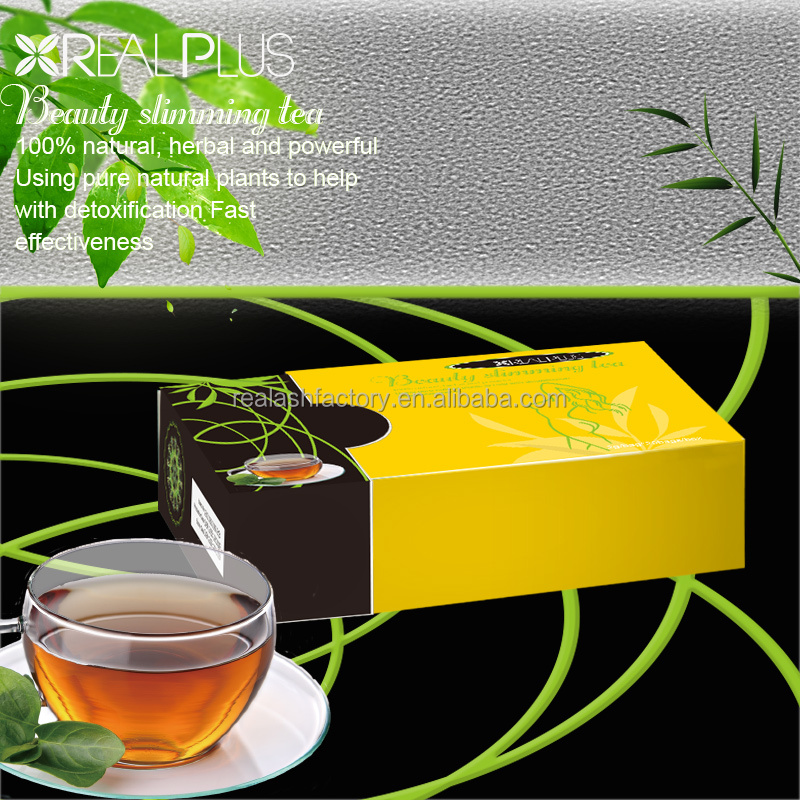 China natural Organic fast weight loss beauty herbal slim tea flat tummy detox