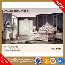 New style French Rococo cheap beautiful home furniture