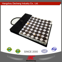 Style printing fabric leather book cover