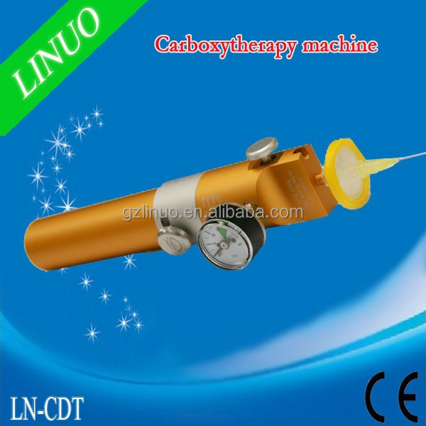 LN-CDT carboxitherapy, carboxiterapia, carboxy pen