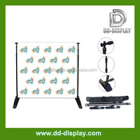 adjustable telescopic banner stand