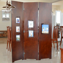 Room Dividers Small Decorative Wooden Folding Screen