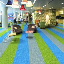 custom nylon yarns soundproof carpet tiles commercial flooring carpet tile for home
