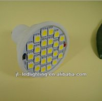 JF Mini Ceramic LED Spotlight Bulb Gu10 5W 24SMD
