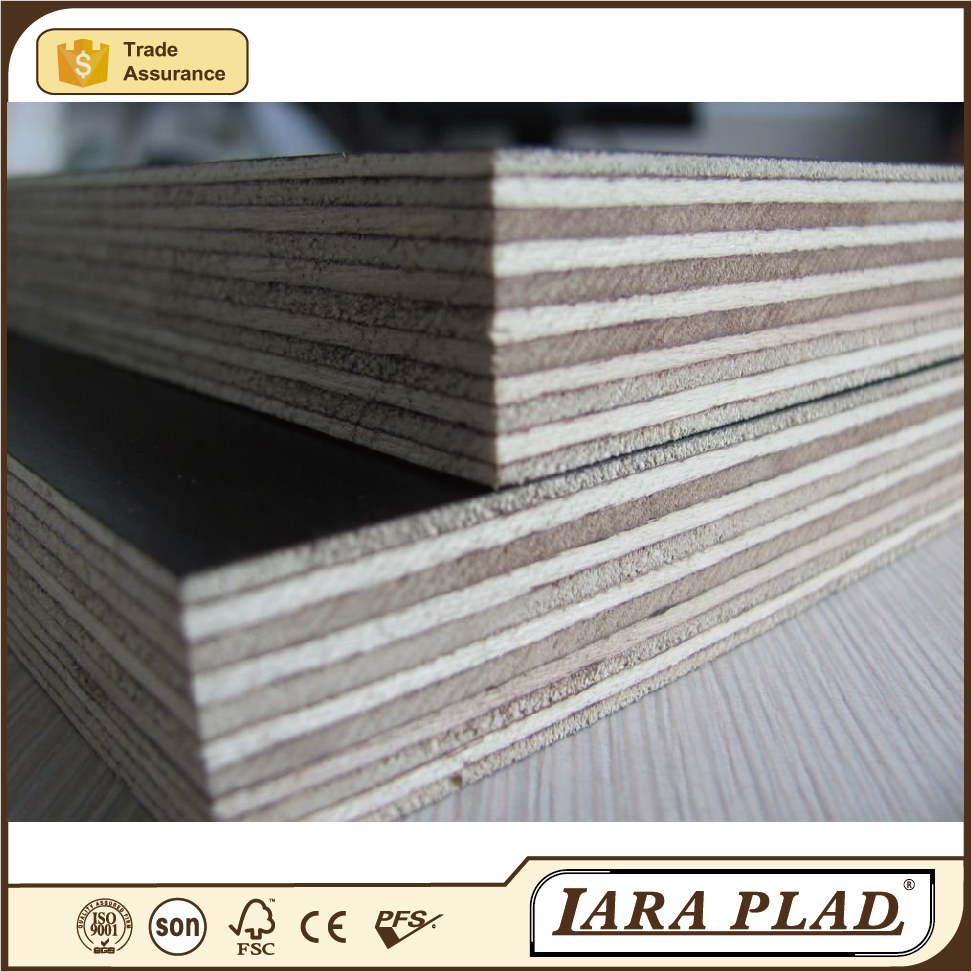 cheap building mater/building material/12mm,15mm.18mm,21mm black film faced plywood with logo/construction materials