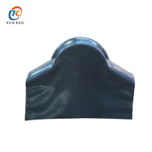 High quality environmental protection ASA roof tiles accessories top ridge cover
