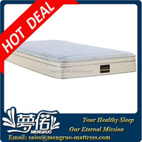high elastic memory foam roll up compression mattress