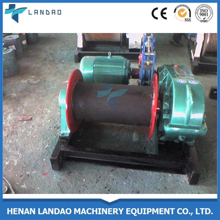 1 ton ~ 10 ton hydraulic anchor winches manufacturers from LanDao company