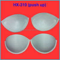 HARD BRA CUPS FOR DRESSES #310 WITH PUSH UP