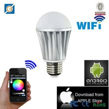 wifi t10 w5w led bulb,WiFi fedex light bulb