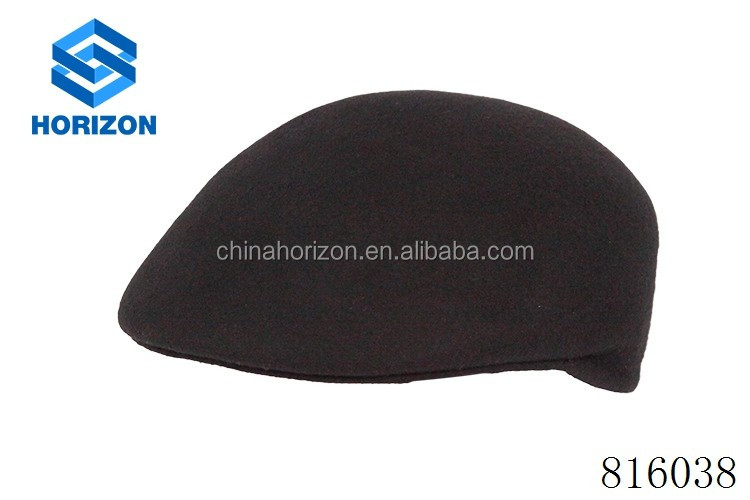 wool felt ivy cap of high quality wholesale wool felt ivy hat