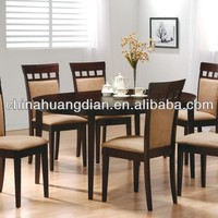 HDTS065 Dining Room Set Wooden Chairs