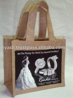 Promotional Shopping Jute Bag