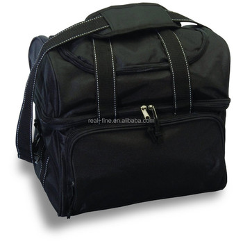 Heavy duty Poly fabric Taxi Single Bowling Bag
