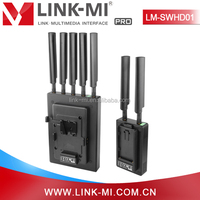 LM-SWHD01 300m 5GHz Long Range WHDI Stick Wireless HDMI/SDI Transmitter and Reciever With No Compression and Zero Delay