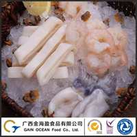 Wholesale Fresh Natural Frozen Fish Seafood Mix