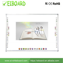 "2017 Hot sale School Infrared Interactive Whiteboard 85"" smart board interactive whiteboard for Educational Training"