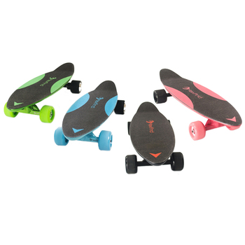 EUR Stock 50% Discount Electric Skateboard with Remote Controller Hub Motor 300W