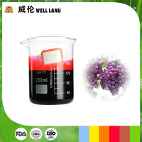 Grape skin extract herbal extract healthy purple colorant