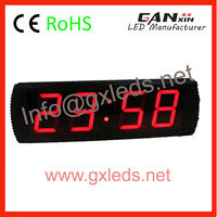 4 pouce 7 segments 4 inch 7 segment display street digital clock