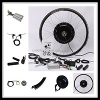 CE Approved pedal assisted conversion kit electric bicycle wheel kit