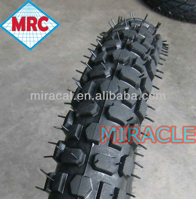 Motorcycle Off Road 2.50-14 Dirt Bike Tyre