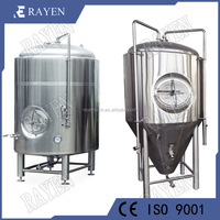 Sanitary Stainless Steel Conical Vessel Craft