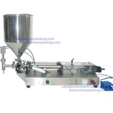 Top level best selling fully matic cream filling machine