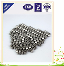 China manufacturerer drilled chrome steel balls