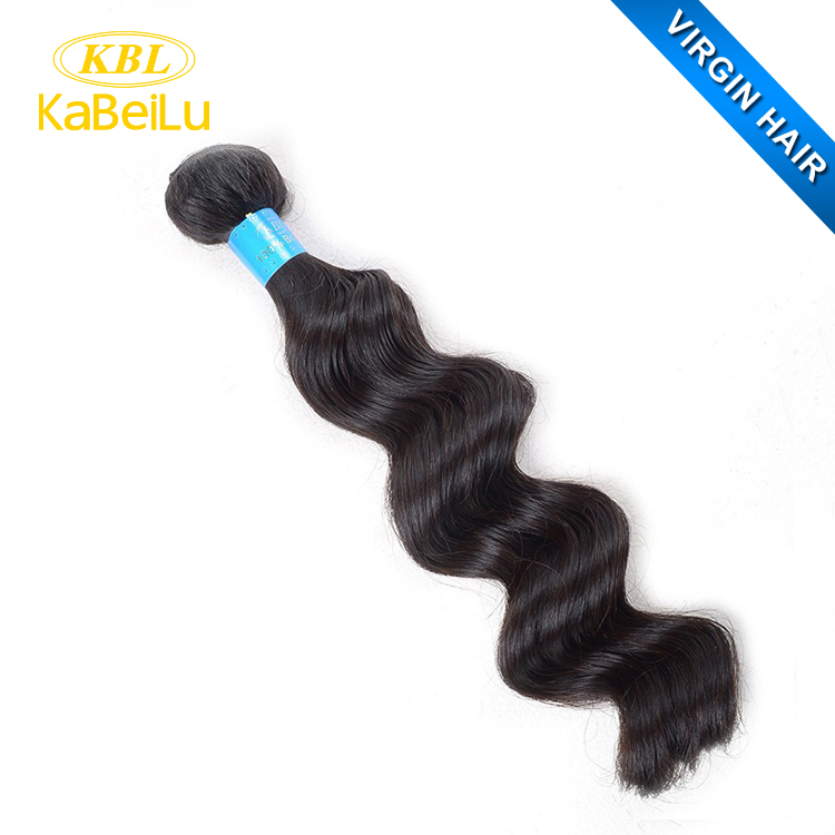 KBLtop grade virgin cambodian hair wavy,real 100% virgin combodian hair weave
